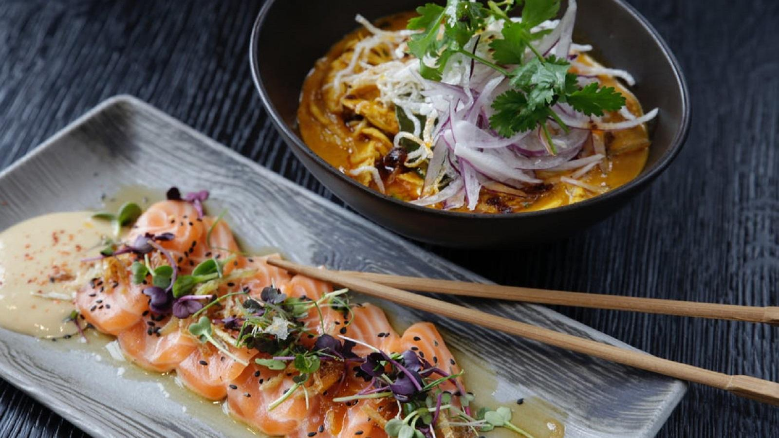 Basil Japanese & Grill