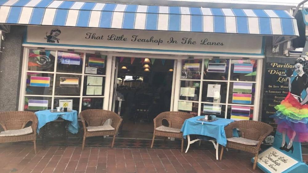 That Little Tea Shop in the Lanes