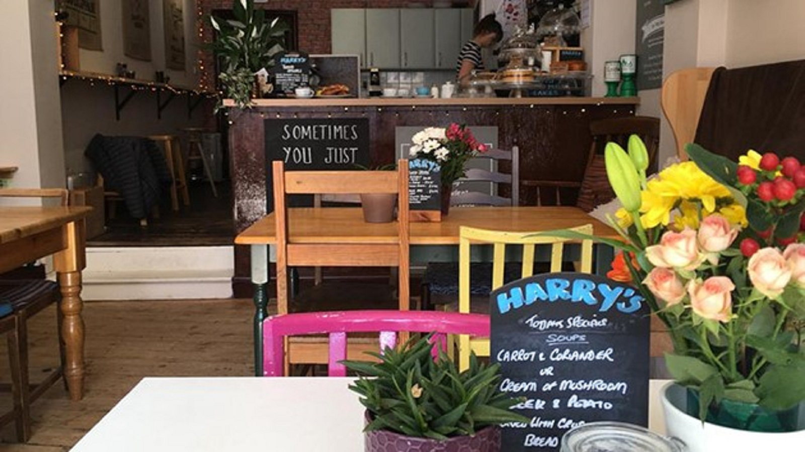 Harry's Coffee House