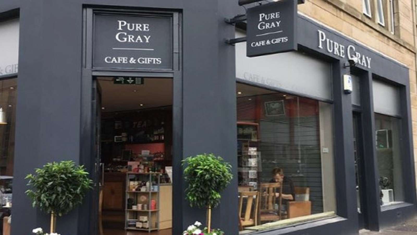 Pure Gray Cafe & Gifts
