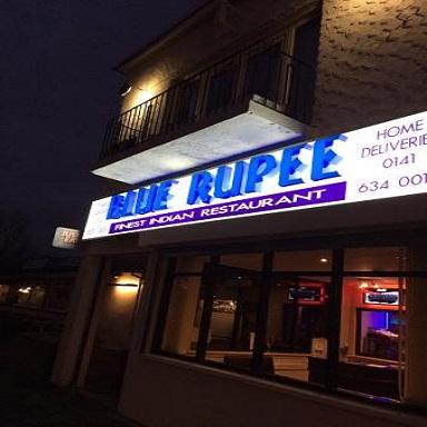 Blue Ruppee