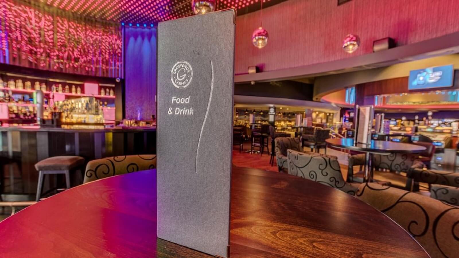 Grosvenor Casino Luton Restaurant & Bar