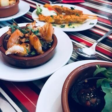 Malaga Tapas - Centro