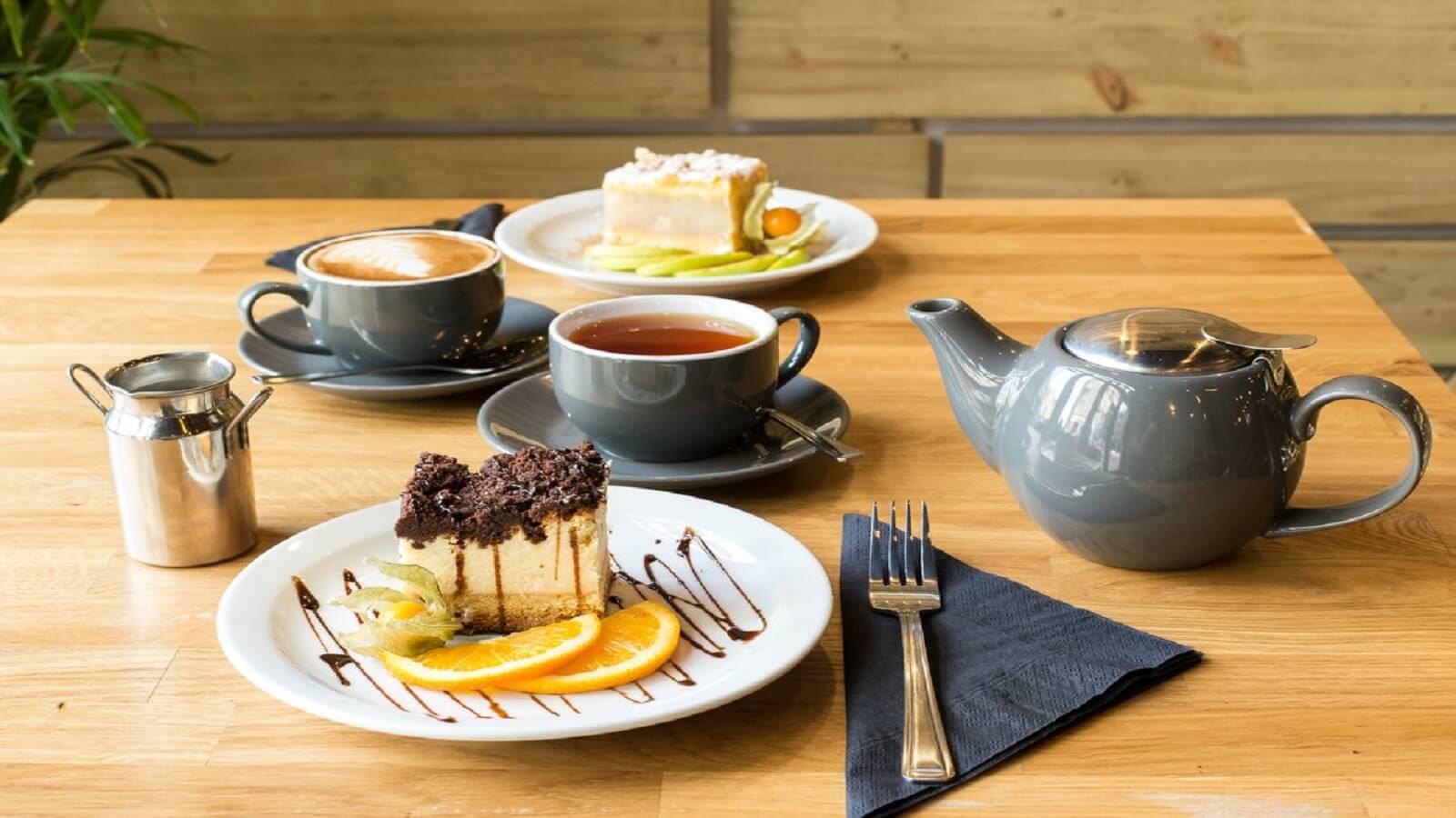 Wanderlust Cafe & Bistro