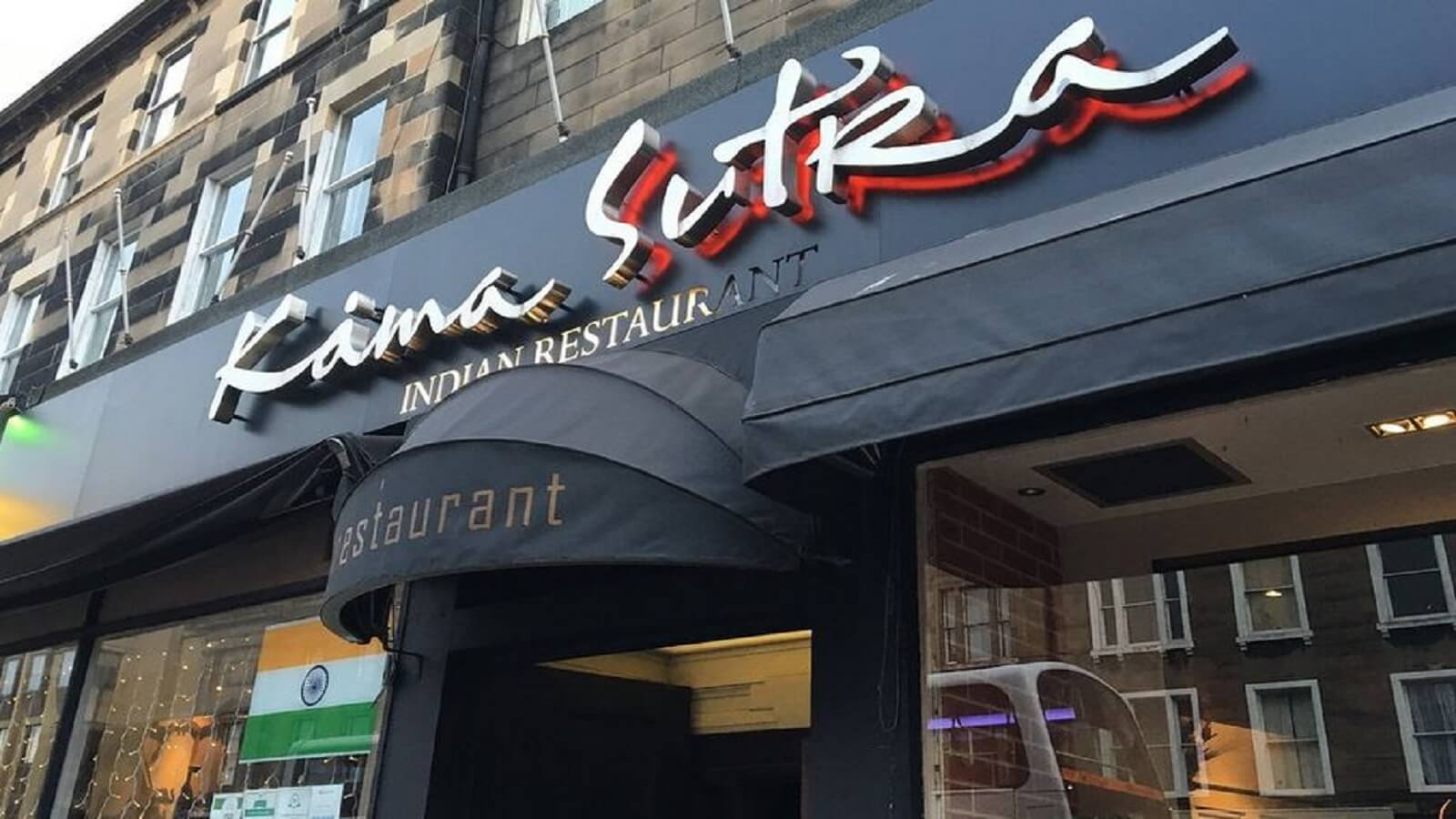 Kamasutra Indo Tapas Indian Restaurant Edinburgh