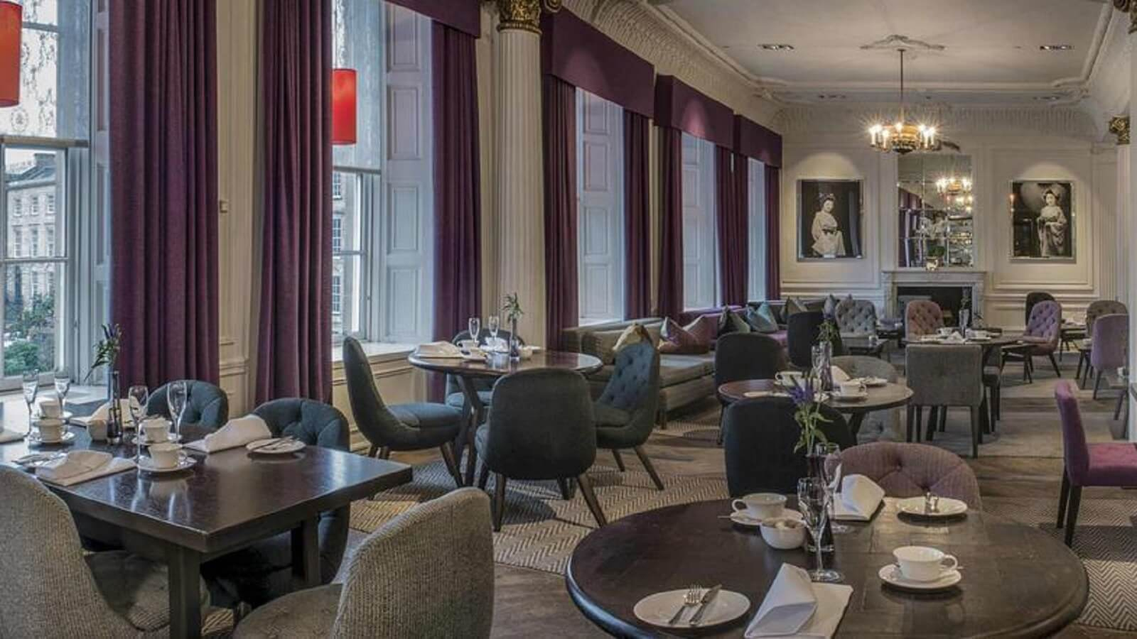 The Restaurant at Blythswood Square