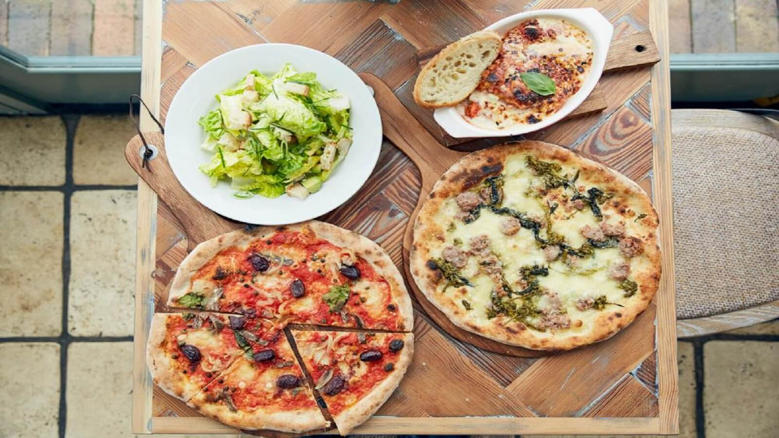 Arthurs Pizza