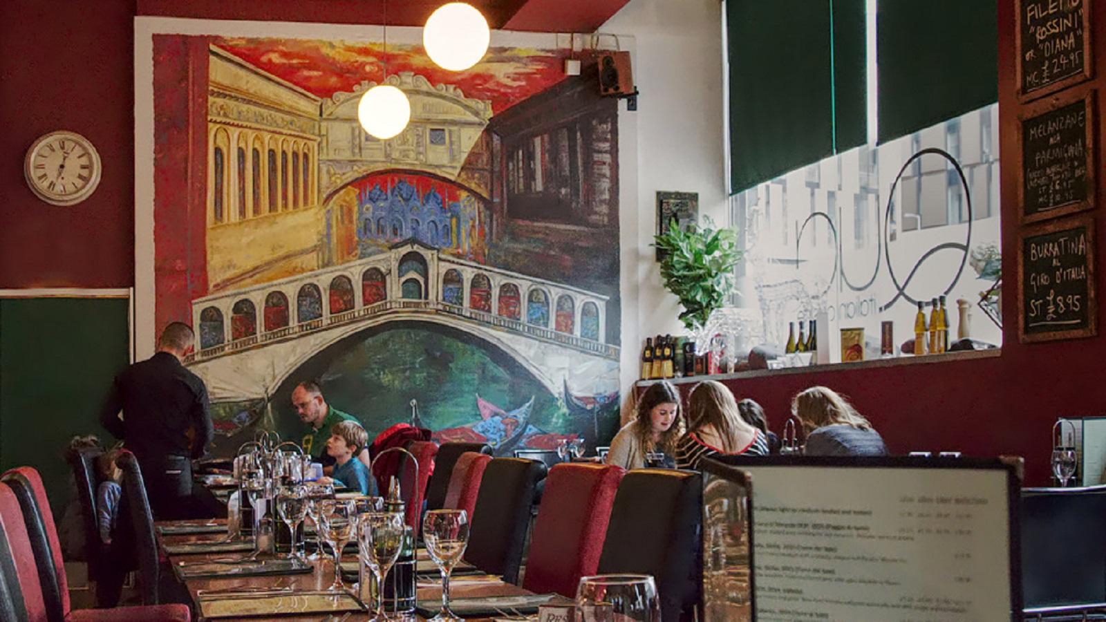 Qua Italian Restaurant