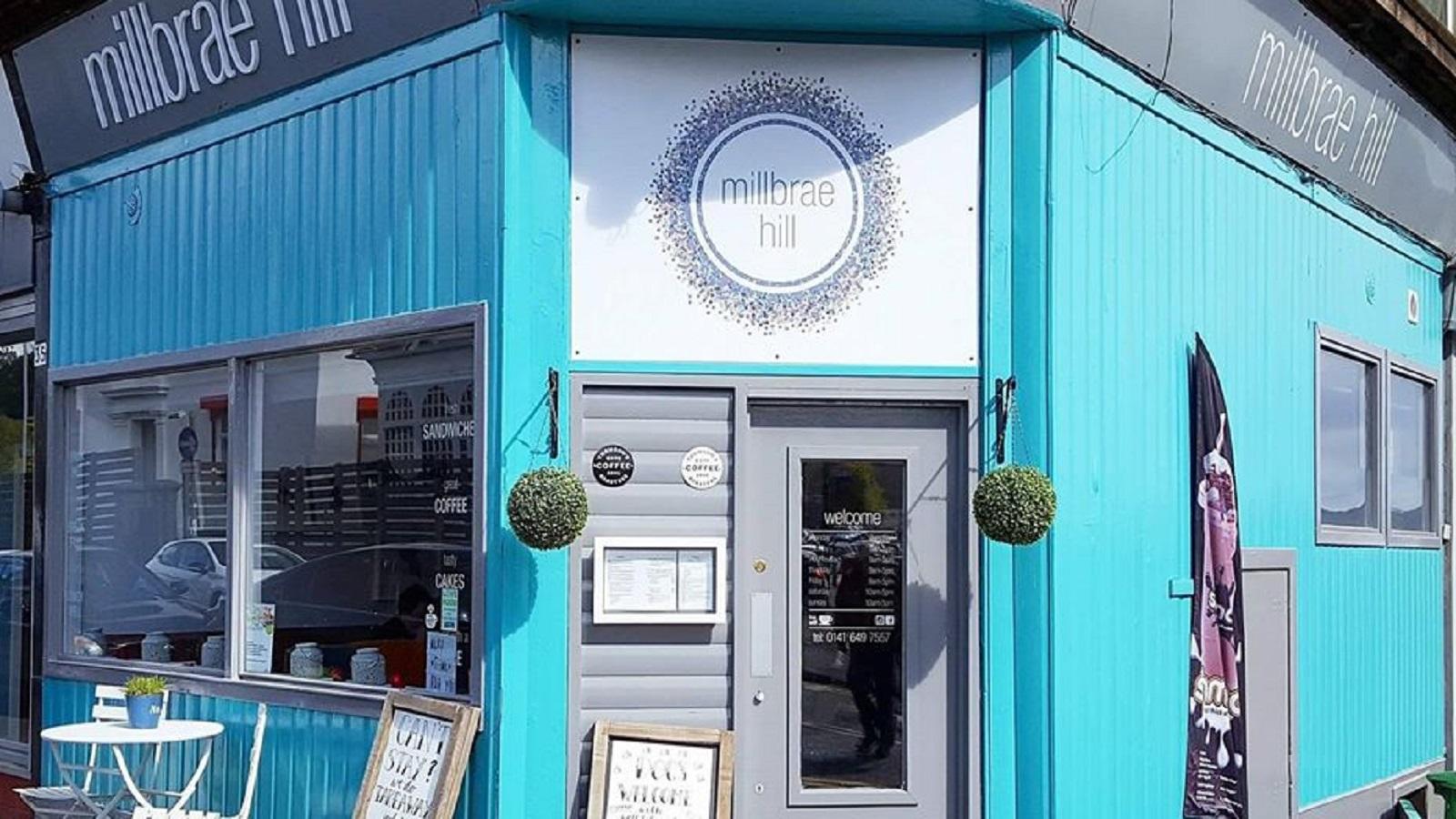 Millbrae Hill Cafe